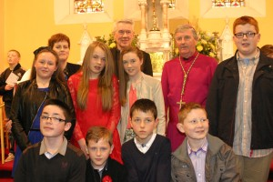 Group with Bishop and Fr Toner 3