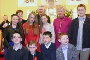 Group wtih Fr toner & Bishop 4